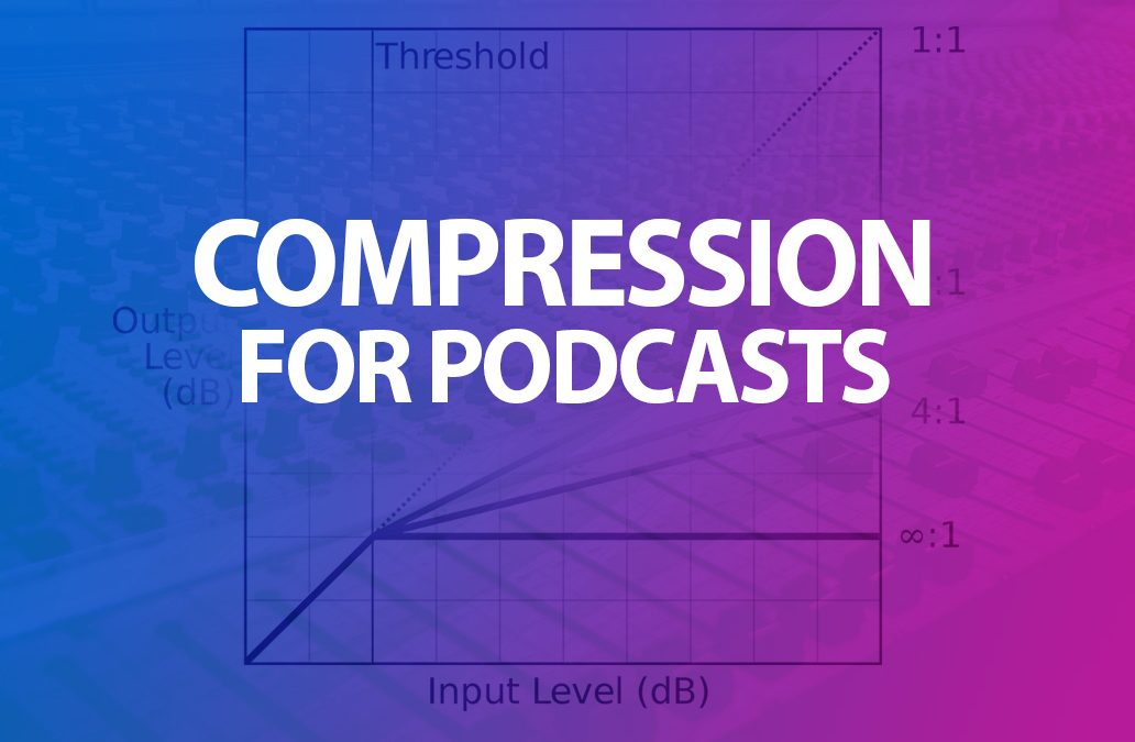 Better Sounding Podcasts With Compression